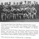 The Kilcummin Team 1960