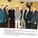 1973 Team Members Meet 25 Years Later in 1999.