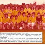 Kilcummin Minor Team 1978