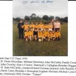 1979 U12 Team.