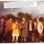 County U16 Title 1979