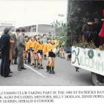 ST PATRICKS DAY 1983