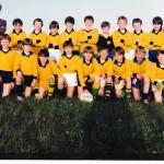 U 12 team 1983