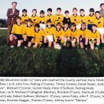 1983 U12 Team.