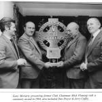 1984 Centenary Presentation.