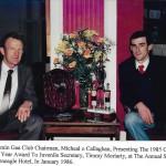 January 1986 Social