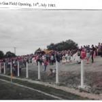 Field Opening 1985