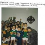 1986 Parish League Final Day.