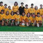 1987 U 14 Team