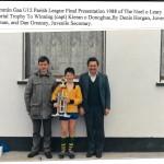 1988 U12 Parish League Final Presentation.