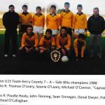 Kilcummin, U15 Team.1988.