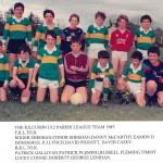 1987 U12 Parish League Team.