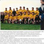 Kilcummin 1989 O Sullivan Cup Winners.