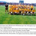Kilcummin Senior Team 1989