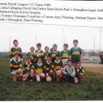 1989 U12 Parish League Team