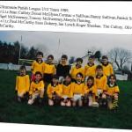 1989 U12 Parish League