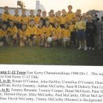 1990 U12 Team