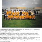 1991 Minor team.