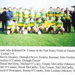 1992 U.14 East Kerry Champions.