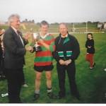 1993 0 Sullivan Cup Presentation