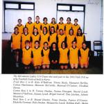 1993 U14 Ladies Feile Team.