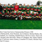 1998 Minor Team.