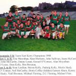 1998 U16 Team.