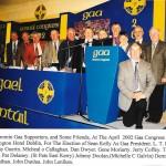 2002 Gaa Congress.