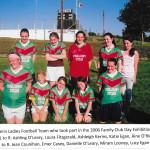 2006 Ladies Team