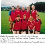 2009 Parish League Team