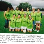 2009 Parish League Team.