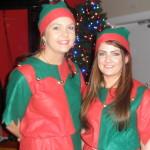 "Santa""s Elves, at The Kilcummin Gaa Club on Sunday, 14-12-14"