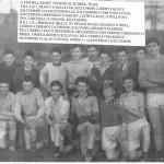 A 1963 Technical School Team