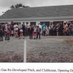 Development Opening Day 1985