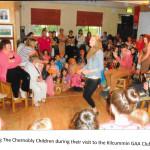 Dancing, For The Chernobyl, Children,2013.