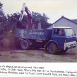 Truck Driver, Coffey, and Machine Operator, SHAH.