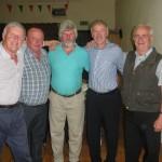 Celebrating Tim Caseys 50th In Klub August 2014.