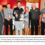 Golf Society Presidents Day 2013