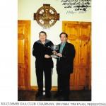 Kilcummin Chairmen, 1994/2004