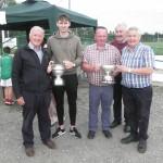Kilcummin Senior Team Player . & 2018 Kerry Junior All-Ireland Winning Capt, With Gaa Club Members On Family Club Day August 2018