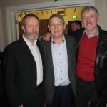 Sean Kelly, Tim Ryan,and Johnny Doolan At The Kilcummin Gaa 2014 Awards Night, on Saturday, 7-2-2015 in The Klub,