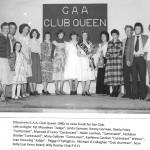 Kilcummin Gaa Club Queen Selection 1980