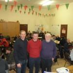 Donal Daly,Terence Houlihan,And Eamonn o Sullivan, Kerry Gaa Officials Facilitating The Kilcummin Gaa Club Forum in The Club On Saturday 13-1-2018