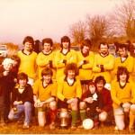 Inchicullane Parish League Team. 1979