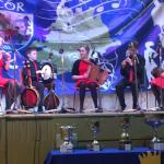 Kilcummin Gaa Scor Na-Nog Instrumental Music Group At Munster Final. January 2018