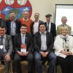 Attending The Kilcummin Gaa Development Launch. November 2017