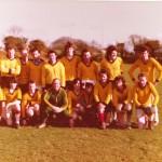Lalors-Cross Parish League Team. 1976