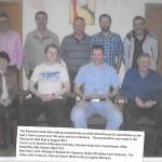 Kilcummin Gaa Club Presentation To Mike Mccarthy