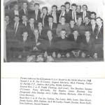 Kilcummin Gaa Social 1961