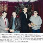 Kilcummin Gaa Social 1986